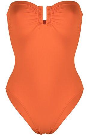 ERES Women Beachwear - Cassiopee strapless one-piece