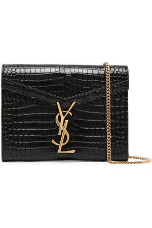 Saint Laurent Women Clutches - Cassandra chain wallet bag