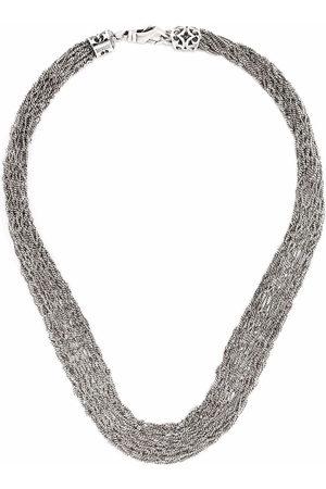 EMANUELE BICOCCHI Necklaces - Crocheted chain necklace