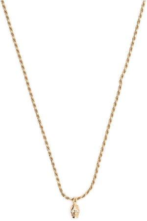 EMANUELE BICOCCHI Men Necklaces - Diamond eye pendant necklace