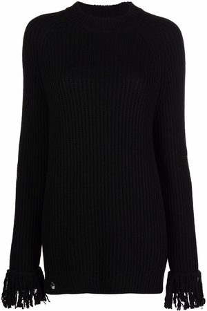 Philipp Plein Women Sweaters - Love Plein cashmere turtle neck