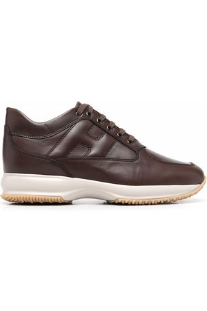 Hogan Low-top lace-up trainers