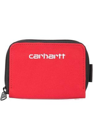 Carhartt Payton logo-print wallet