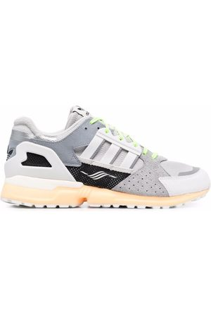 adidas ZX 10000 high top sneakers - Grey