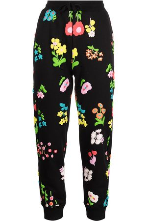 Cynthia Rowley Floral tracksuit bottoms