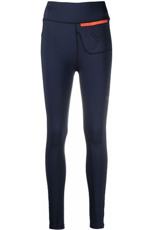 Kenzo Logo-print performance leggings