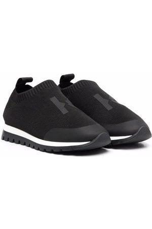 Kenzo Monogram-print sock sneakers