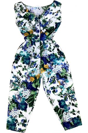 RENE DERHY VINTAGE \N Cotton Jumpsuit for Women