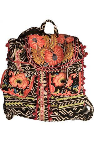 Derhy Women Rucksacks - \N Cotton Backpack for Women