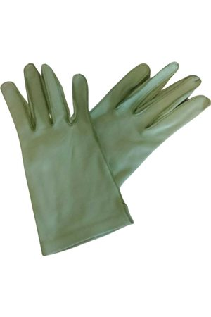 Comme des Garçons \N Leather Gloves for Women