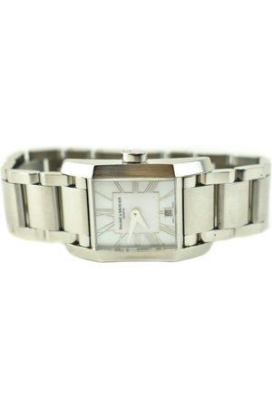 Baume et Mercier \N Steel Watch for Women