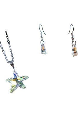 Swarovski \N Steel Jewellery Set for Women