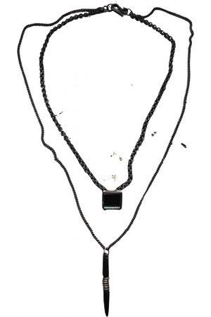 Iosselliani Women Necklaces - \N Metal Necklace for Women