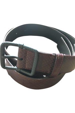 Bottega Veneta Men Belts - \N Leather Belt for Men