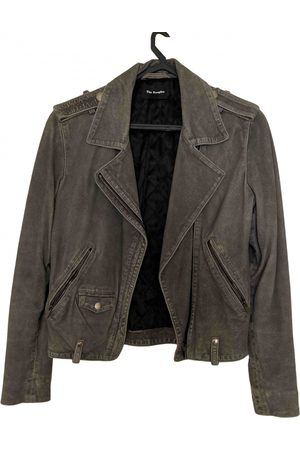 The Kooples \N Leather Jacket for Women