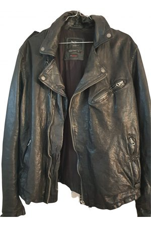 Pepe Jeans \N Leather Jacket for Men