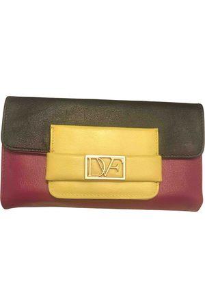 Diane von Furstenberg Women Wallets - \N Leather Wallet for Women