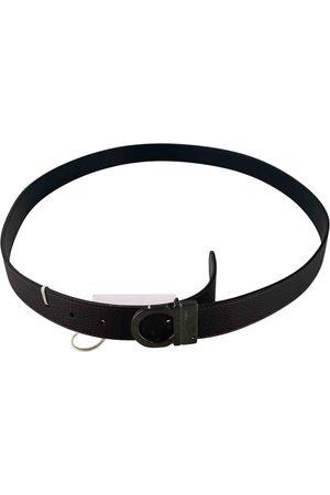 Salvatore Ferragamo Men Belts - \N Leather Belt for Men