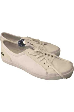 Lacoste \N Leather Trainers for Men