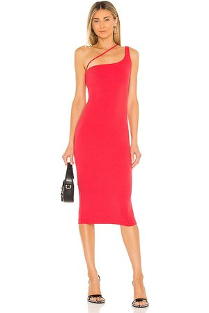 h:ours Women Bodycon Dresses - Niall Midi Dress in .