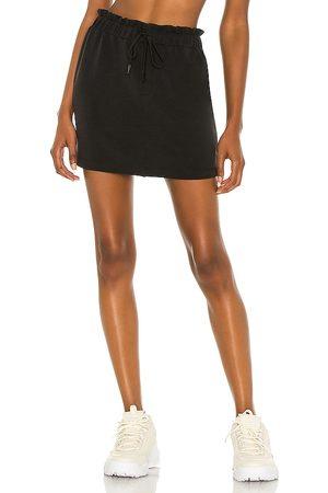 Lanston Kenzie Paperbag Waist Skirt in .