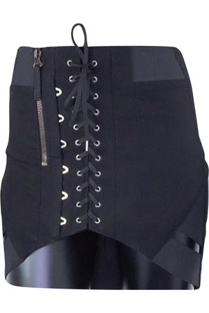 Anthony Vaccarello Women Skirts - \N Cotton Skirt for Women