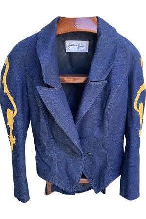 JITROIS Women Denim Jackets - \N Denim - Jeans Jacket for Women