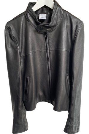 Vetements Women Leather Jackets - \N Leather Jacket for Women