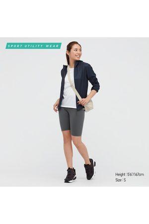 """UNIQLO Women's Airism Soft Biker Shorts (9.5""""), , XXS"""
