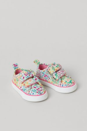 H&M Floral Sneakers