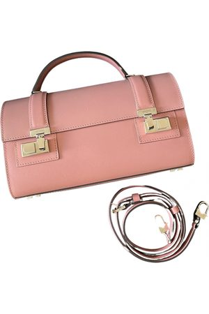 Moynat Women Purses - Cabotin Leather Handbag for Women
