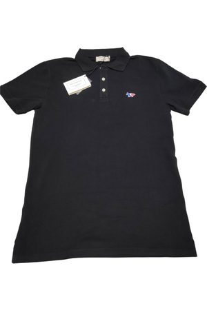 Maison Kitsuné Men Polo Shirts - \N Cotton Polo shirts for Men