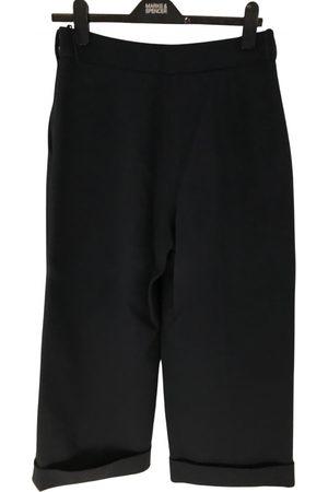 DELPOZO \N Wool Trousers for Women