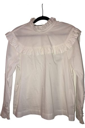 AlexaChung Women Tops - \N Cotton Top for Women