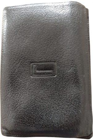 LANCEL Men Wallets - \N Leather Small Bag, Wallet & cases for Men