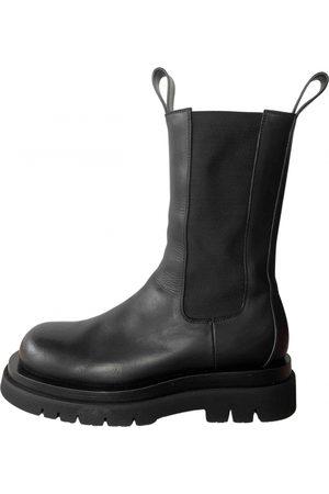 Bottega Veneta \N Leather Ankle boots for Women