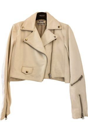 Acne Studios \N Leather Jacket for Women