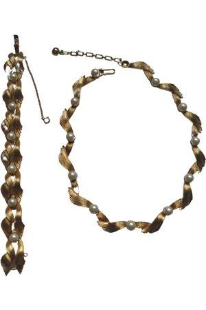 TRIFARI \N and steel Jewellery Set for Women