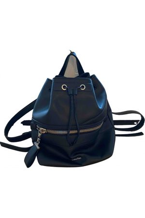 Calvin Klein \N Leather Backpack for Women