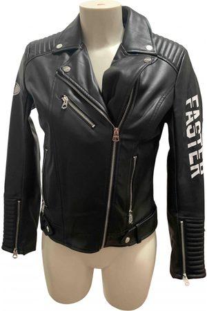 TerraNova Women Leather Jackets - \N Vegan leather Leather Jacket for Women