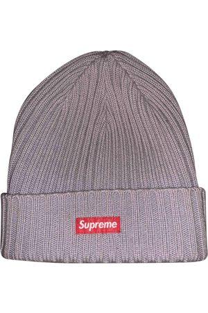 Supreme Men Hats - \N Cotton Hat & pull on Hat for Men
