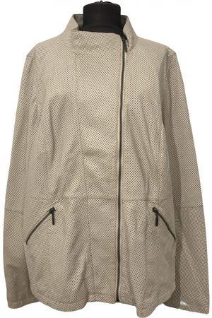 Persona by Marina Rinaldi Women Leather Jackets - \N Leather Leather Jacket for Women