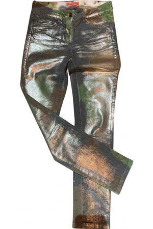 Manila Grace \N Cotton Jeans for Women