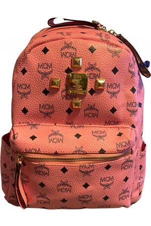 MCM Women Rucksacks - Stark Leather Backpack for Women