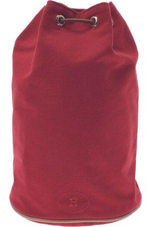 Hermès Women Rucksacks - \N Cotton Backpack for Women