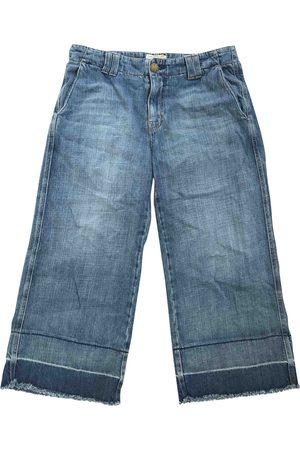 Current/Elliott \N Cotton Jeans for Women