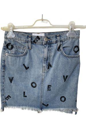 Current/Elliott Women Skirts - \N Cotton Skirt for Women