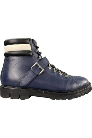 Bally Men Boots - \N Leather Boots for Men