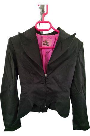 Thierry Mugler Women Jackets - \N Cotton Jacket for Women