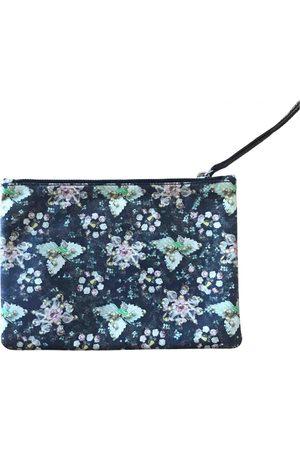 Mary Katrantzou Women Clutches - \N Leather Clutch Bag for Women